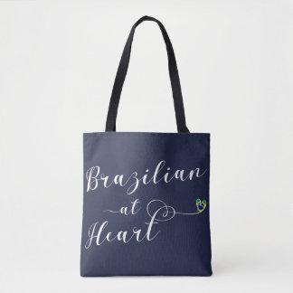 Brasileiro na bolsa de compra do coração, Brasil