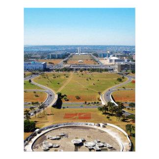 Brasília Papel De Carta Personalizados