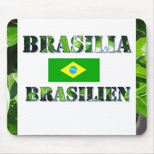 Brasília Mouse Pads