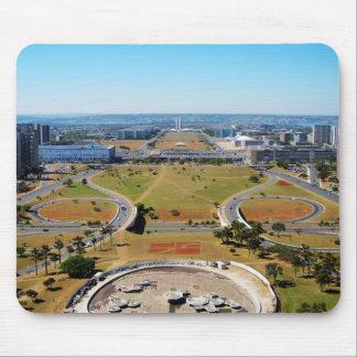 Brasília Mouse Pad