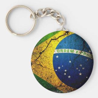 brazilian_flag_ chaveiro