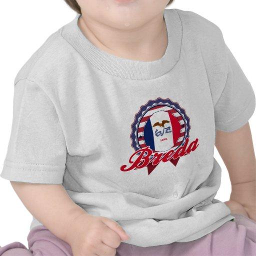 Breda, IA T-shirts