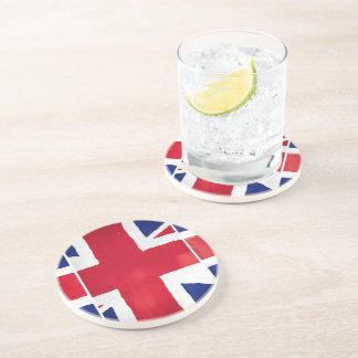 Brexit Reino Unido Porta Copos De Arenito