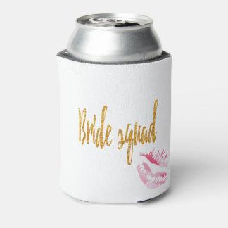 bride-squad-pink-kiss. porta-lata