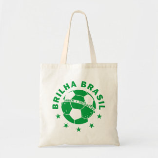 Brilha Brasil - futebol brasileiro Bolsas