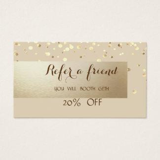 Brilhantes elegante, confetes, cartão da