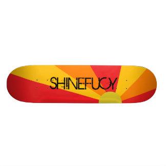 Brilho de Fucy Skates