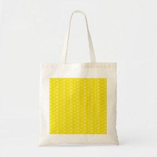 Brilho do amarelo da bolsa