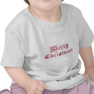Brilho do Feliz Natal Tshirt