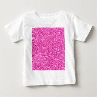 Brilho do rosa quente tshirts