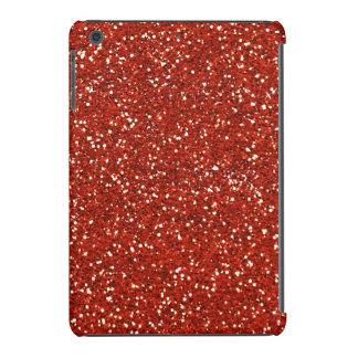 Brilho vermelho à moda capa para iPad mini retina