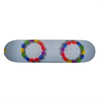 Brinquedo colorido da criança skate
