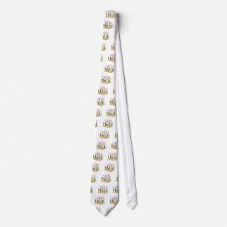 Brinquedo do grânulo do bebê gravata
