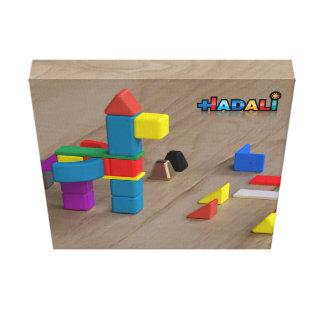 Brinquedos de Hadali - Pegasus em canvas
