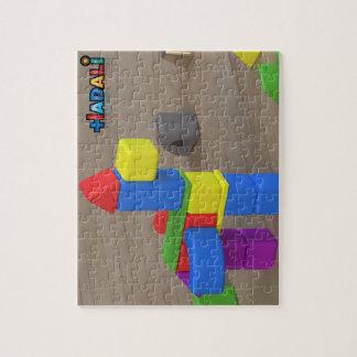 Brinquedos de Hadali - quebra-cabeça de Hadali