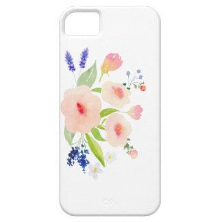 Brisa floral capa barely there para iPhone 5
