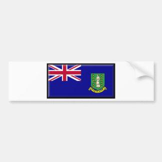British Virgin Islands Adesivo Para Carro