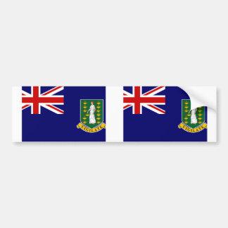 British Virgin Islands, Reino Unido Adesivo