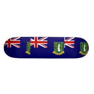 British Virgin Islands, Reino Unido Skate