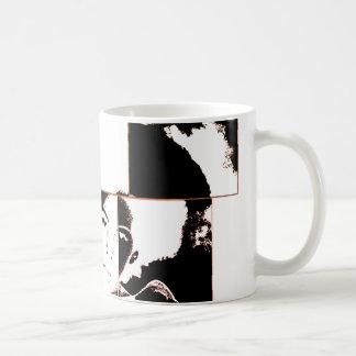 Bro grande pouca caneca de café de Bro