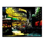 Broadway - cartão cartão postal