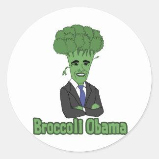 Brócolos Obama Adesivo