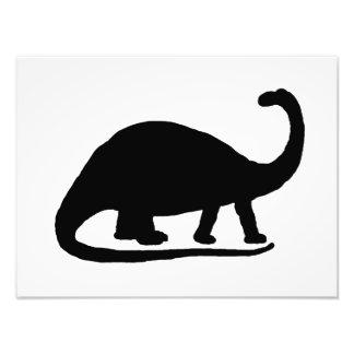 Brontosaurus Impressão De Foto