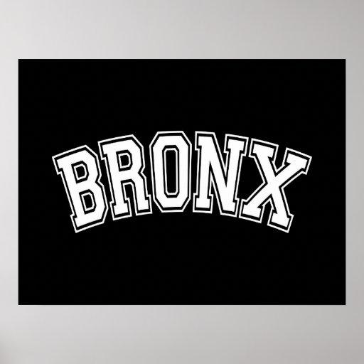 BRONX POSTERS