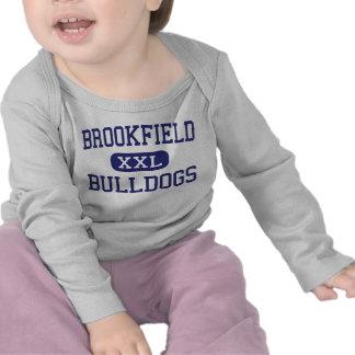 Brookfield - buldogues - alto - Brookfield Tshirt
