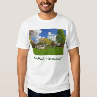 Brookfield Massachusetts Tshirt
