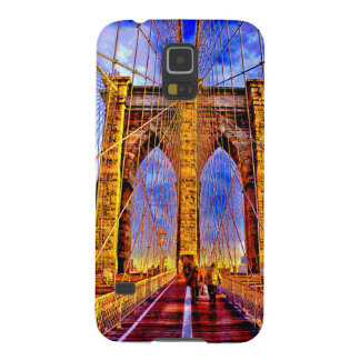 Brooklyn-ponte Capas Par Galaxy S5