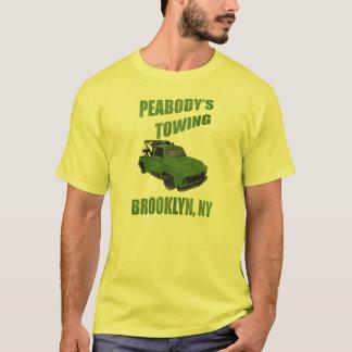 Brooklyn que reboca a camisa de T