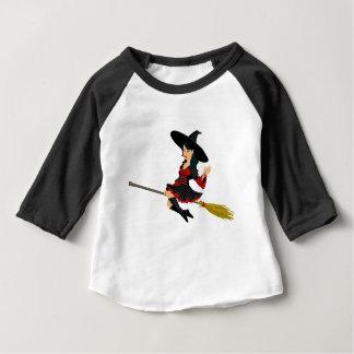 Broomstick Camiseta Para Bebê