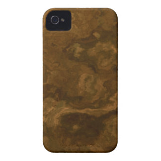 Brown TPD abstrato Capa Para iPhone 4 Case-Mate