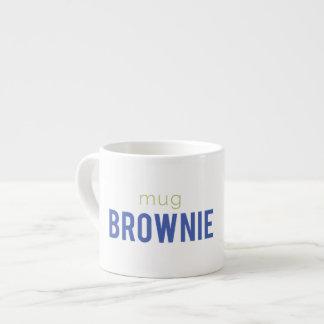 brownie da caneca