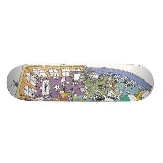 brownsville01 shape de skate 19,7cm