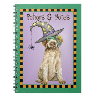 Bruxa de Griffon Cadernos