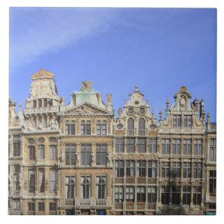 Bruxelas, Bélgica Azulejo Quadrado Grande