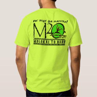 BT323 - M2O Molokai à competição da raça do SUP de T-shirt