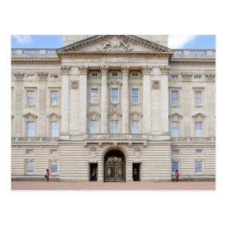 Buckingham Palace, cartão de Londres Reino Unido