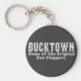 Bucktown Brooklyn Chaveiro