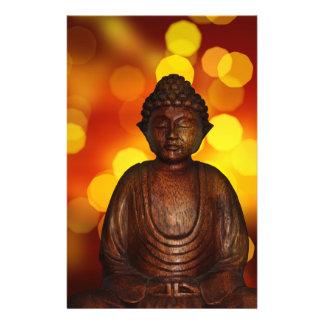 Buddha Panfletos Coloridos