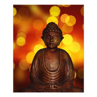 Buddha Panfleto Personalizados