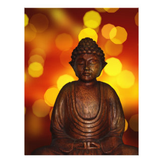 Buddha Panfletos Personalizados