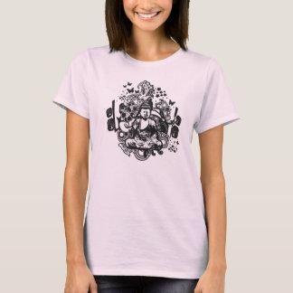 Buddha Funky Camiseta