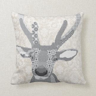 Buddy Black & White Mojo Pillow