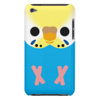 Budgerigar (fêmea Opaline de Yellowface1 Skyblue) Capa Para iPod Touch