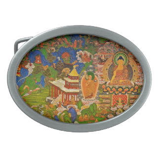 Budismo budista de Buddha que abençoa o Bohemian