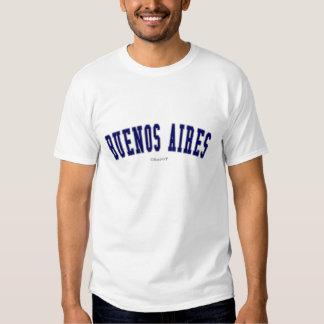 Buenos Aires Tshirts