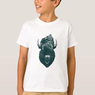Búfalo do Mohawk Camiseta